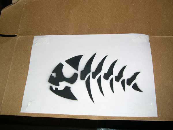 razor blade drawings