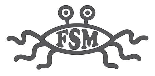 Fsm Emblem Flying Spaghetti Monster Online Store