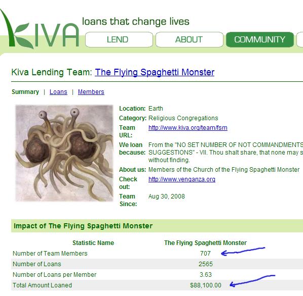 Kiva update