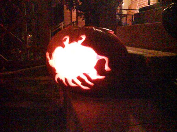 Domenico's pumpkin