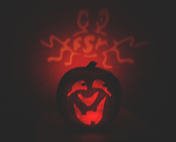 Mike's pumpkin