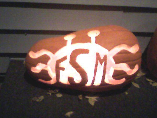 Troy's pumpkin
