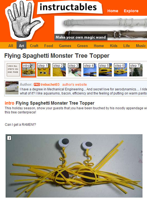 make your own fsm tree-topper