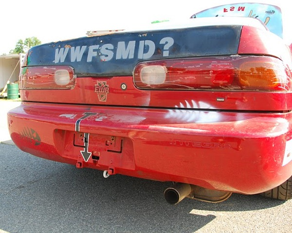 WWFSMD?   Who can say  ... he shows up in many unexpected places.