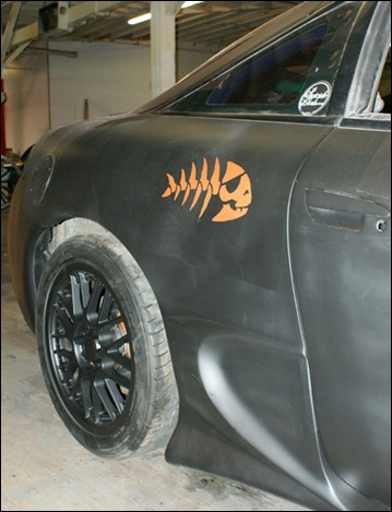 Great idea, I'm surprised how good it looks.  Lets all do this to our cars. You guys go first.
