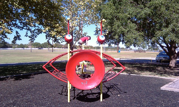 ft worth play structure