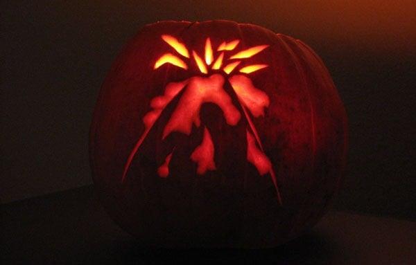 pumpkinvolcano