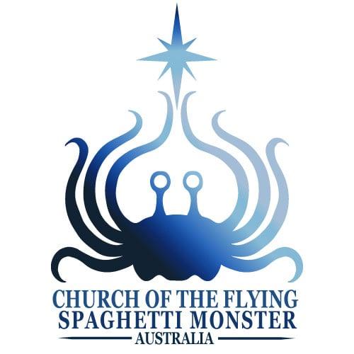 Flying spaghetti monster symbol - photo#20