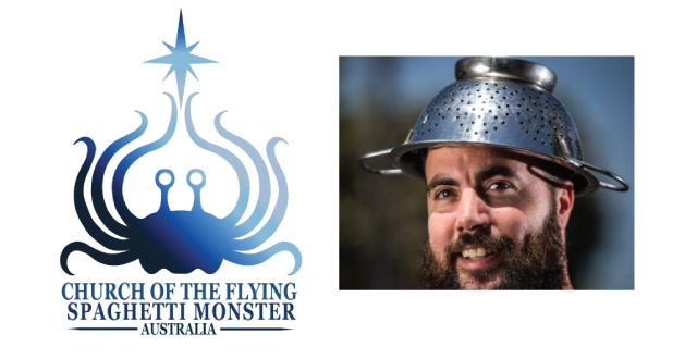 the church of the flying spaghetti Pastafarianism church of the flying spaghetti monster wiki it all started in kansas in the year 2005, when the kansas board of education issued a statement about teaching intelligent design along with the theory of evolution to its students or not.