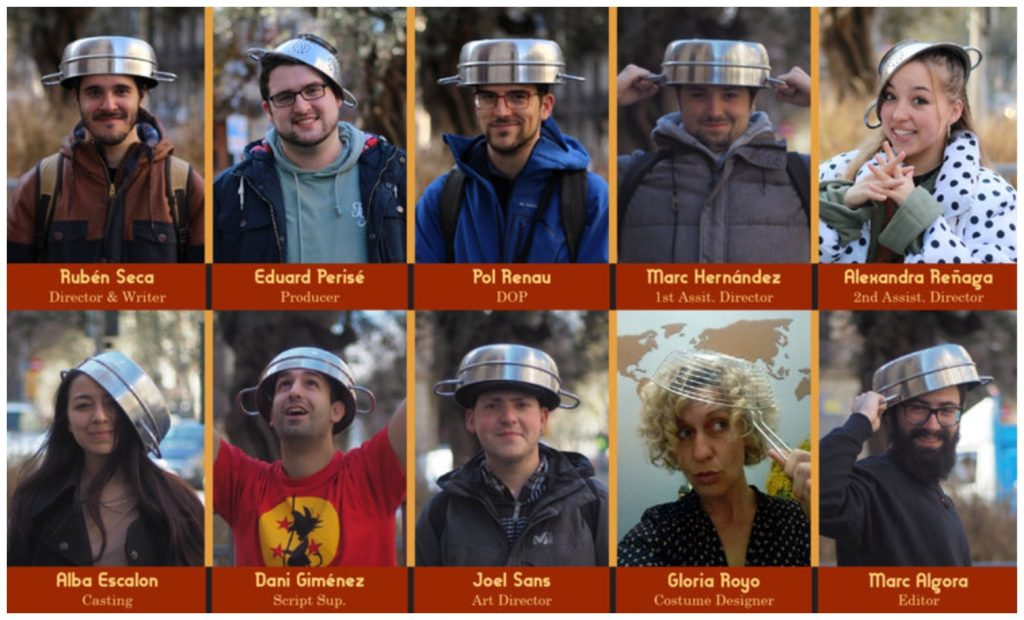 Weird Religious Hats 10